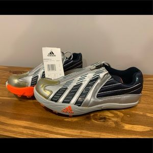 New Adidas Adistar Track And Field Athletic Shoes